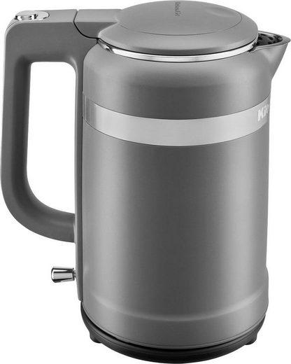 KitchenAid Wasserkocher 5KEK1565EDG, 1,5 l, 2400 W