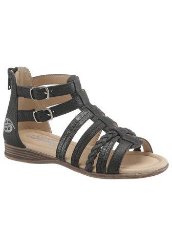 DOCKERS BY GERLI Romėniški sandalai