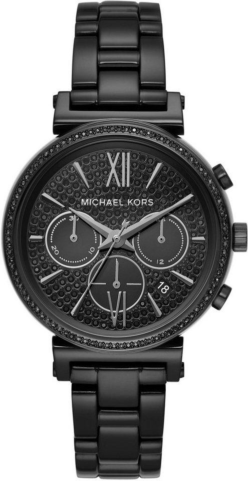 383bf70c0924c MICHAEL KORS Chronograph »SOFIE