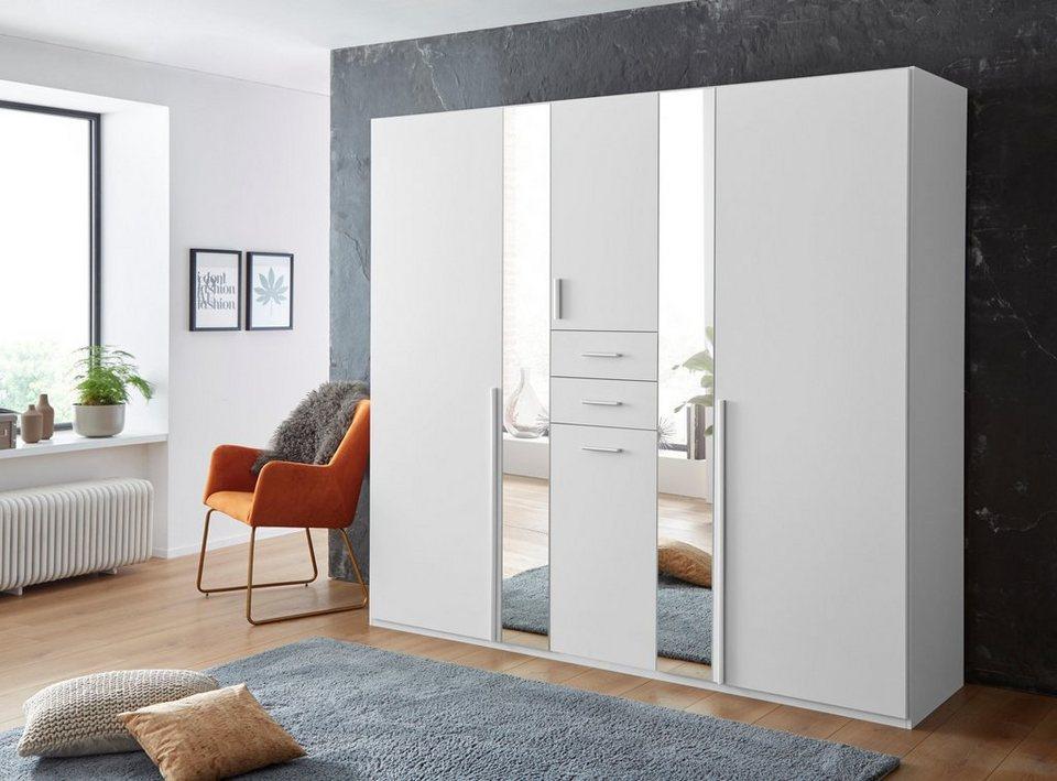 wimex kleiderschrank vanea mit w schekorb und schubk sten online kaufen otto. Black Bedroom Furniture Sets. Home Design Ideas