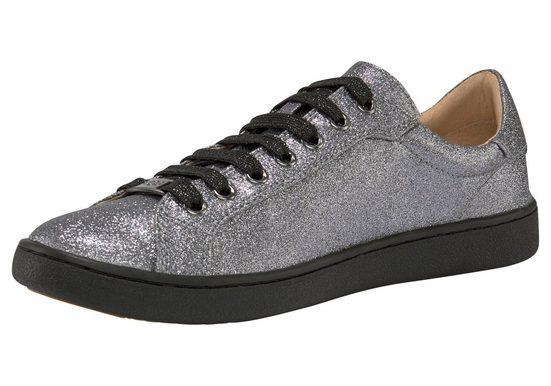 UGG »Milo Glitter« Sneaker im trendy Glitter-Look