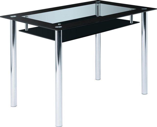 Tische - Säulen Esstisch »Christin«, Breite 110 cm  - Onlineshop OTTO