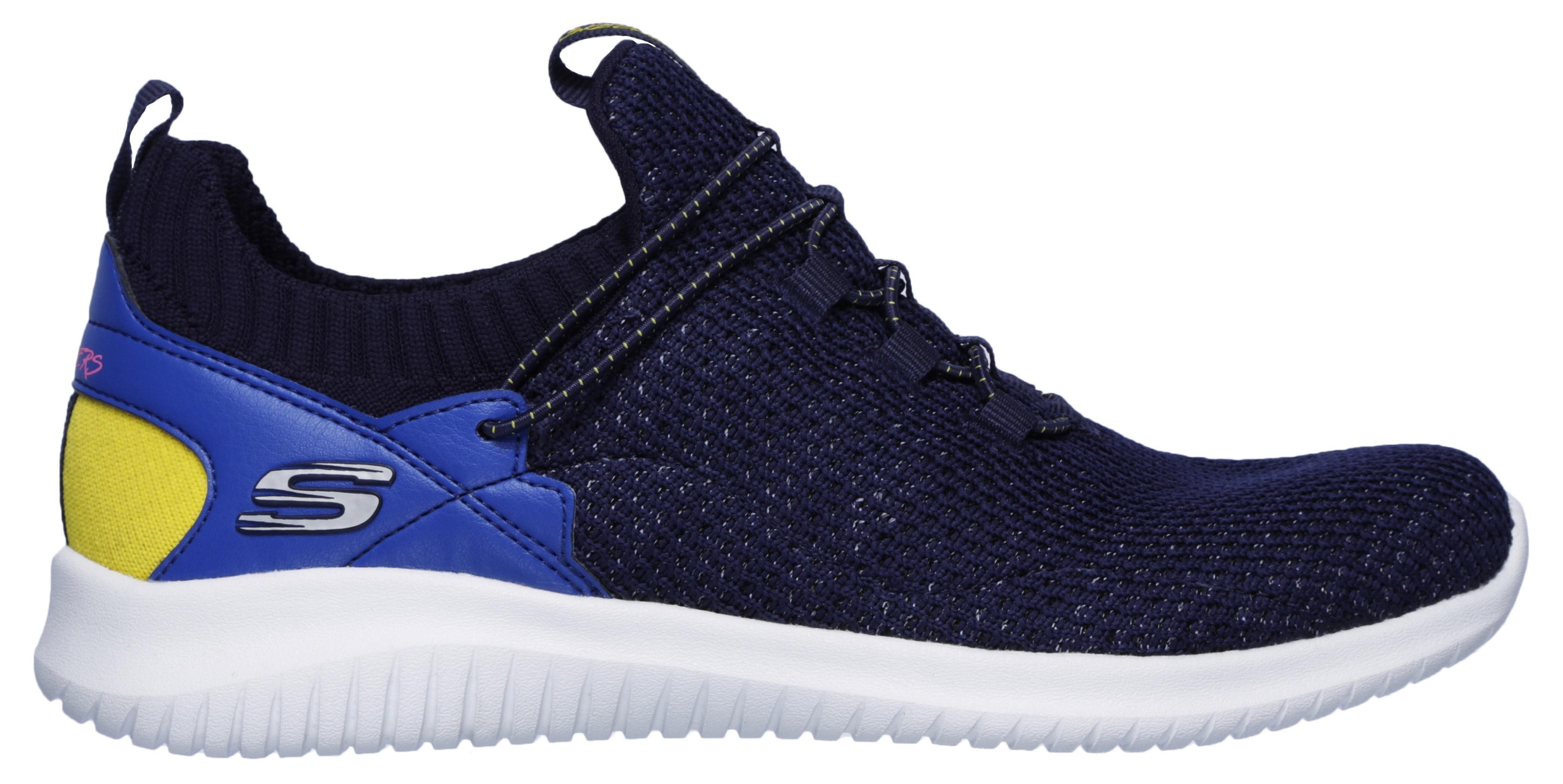Skechers »Ultra Flex Bright Future« Slip On Sneaker in sportivem Design online kaufen | OTTO