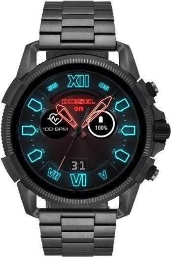 DIESEL ON FULL GUARD 2.5, DZT2011 Smartwatch (1.39 Zoll, Wear OS by Google)