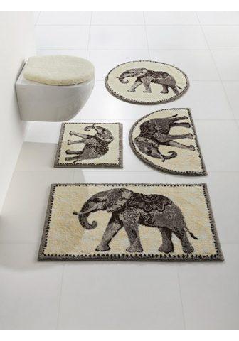 GRUND Коврик для ванной с Elefant-Motiv