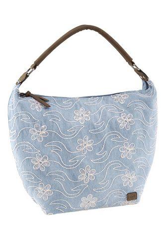 HEINE Krepšys su siuvinėjimas