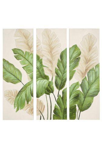 HEINE HOME Paveikslas im Blätter-Design