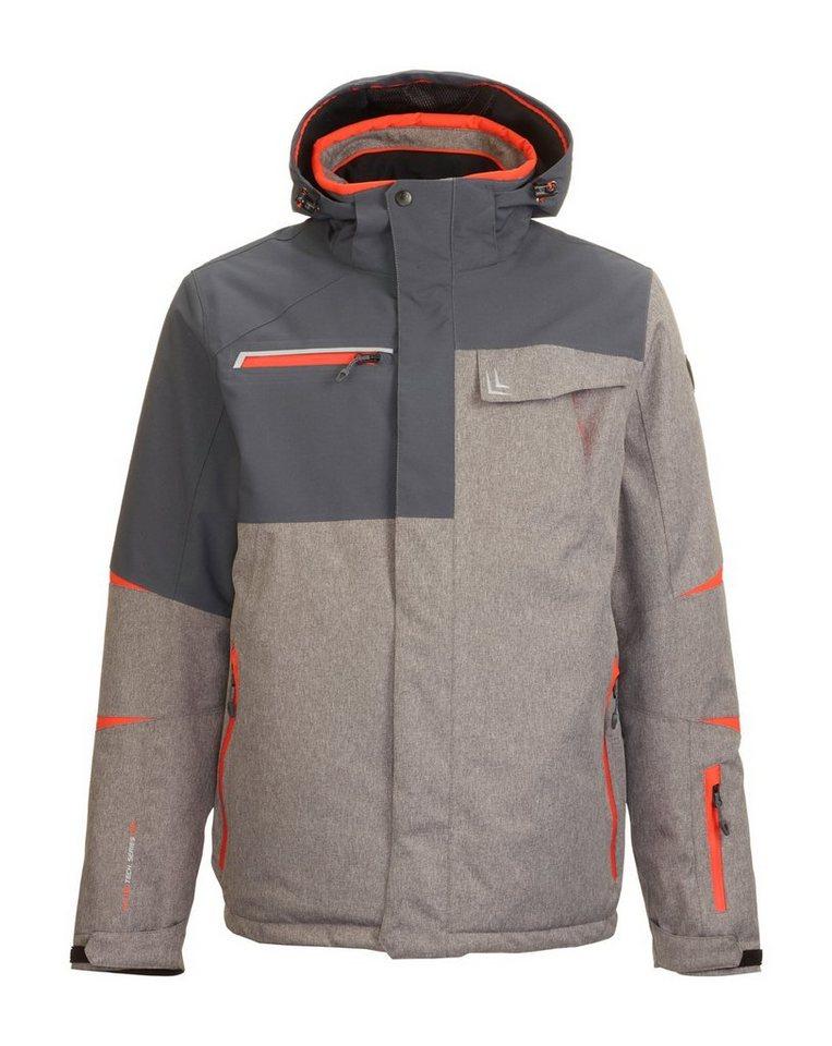 Herren Killtec Skijacke Turio grau | 04061393012830