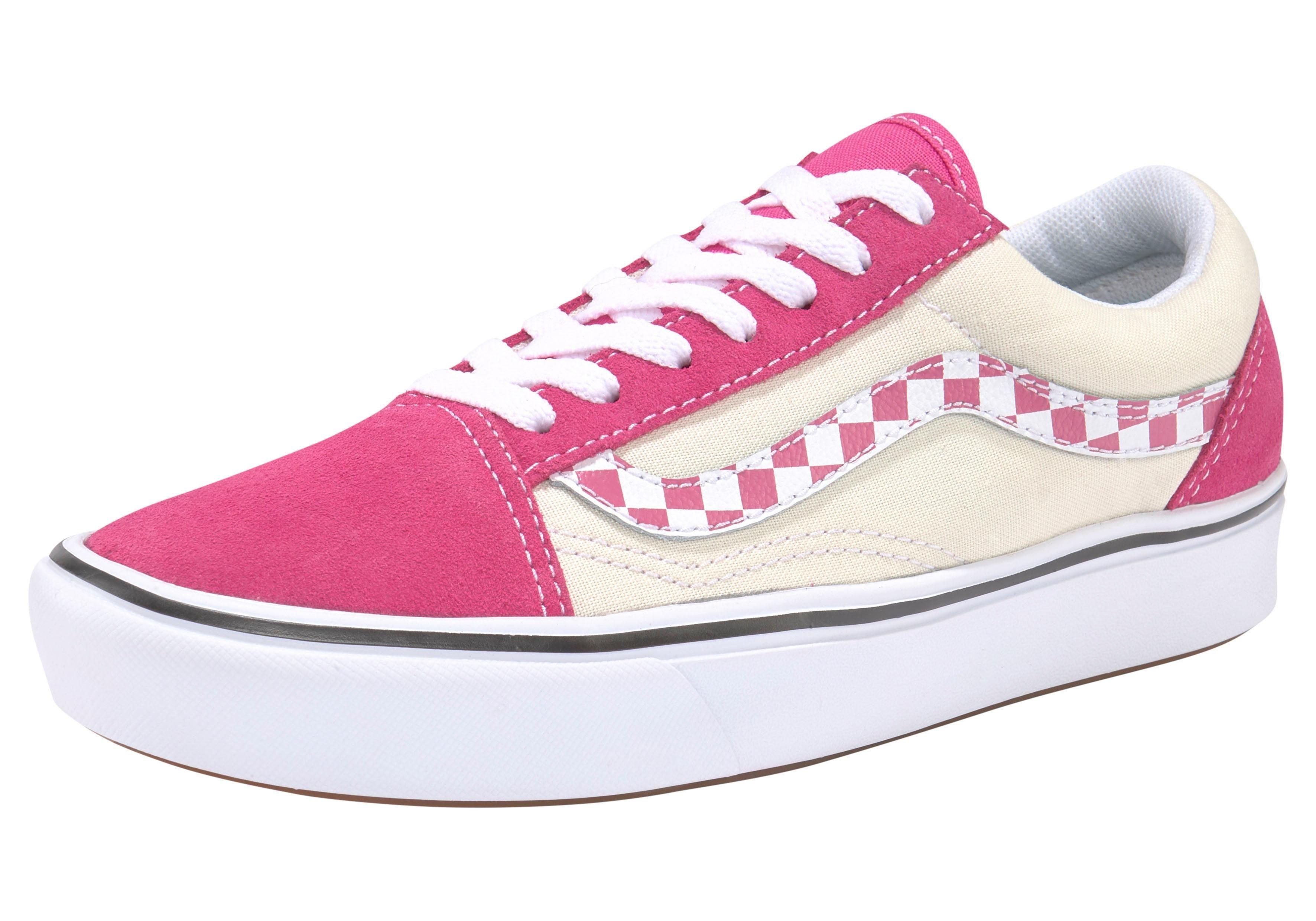 Vans Old Skool Schuhe Damen Pink (Satin Lux) | Schuhe damen