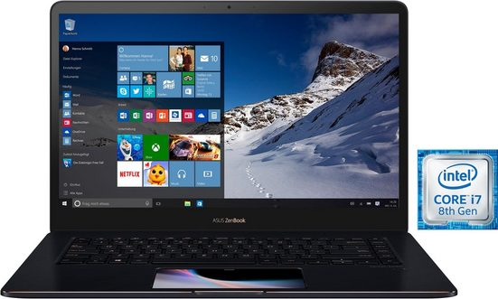 Asus UX580GD-BN002T Notebook (39,6 cm/15,6 Zoll, Intel Core i7, GeForce, 512 GB SSD)