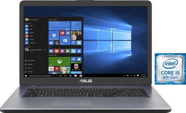 Asus N705UD-GC231T Notebook (43,94 cm/17,3 Zoll, Intel Core i5, 1000 GB HDD, 512 GB SSD)