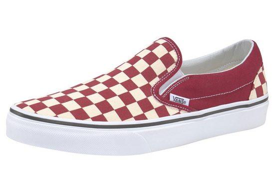 Vans »Checkerboard Classic Slip-On« Sneaker