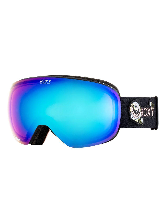 Roxy Snowboardbrille »Popscreen Torah Bright«