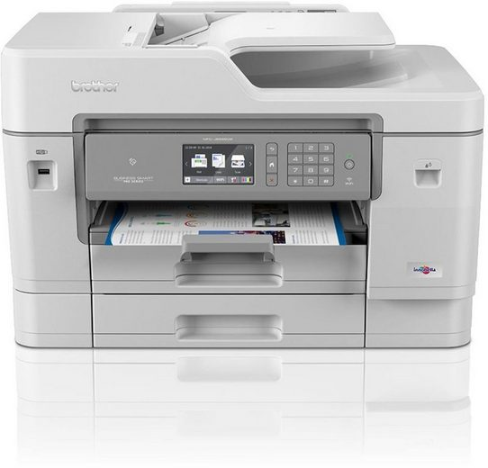 Brother Tintenstrahl-Multifunktionsdrucker »MFC-J6945DW 4in1 DIN A3 Multifunktionsdrucker«