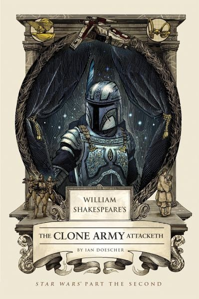Gebundenes Buch »William Shakespeare's The Clone Army Attacketh«