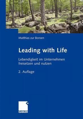 Gebundenes Buch »Leading with Life«