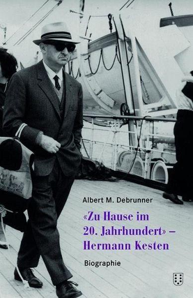 Buch mit Leinen-Einband Zuhause im 20. Jahrhundert» - Hermann Kesten«