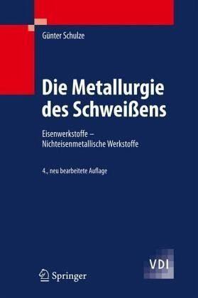 Gebundenes Buch »Die Metallurgie des Schweißens«
