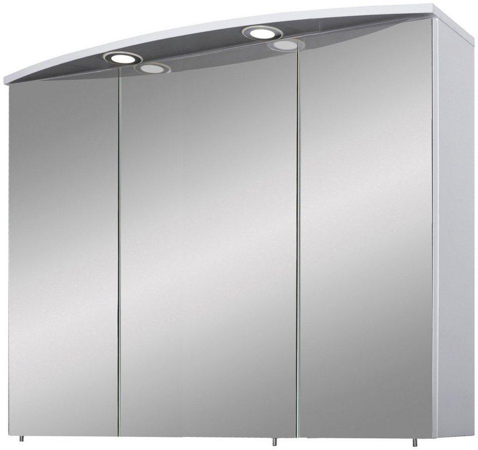 schildmeyer spiegelschrank verona led breite 100 cm online kaufen otto. Black Bedroom Furniture Sets. Home Design Ideas