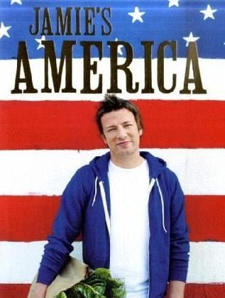 Gebundenes Buch »Jamie's America«