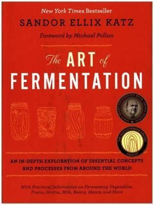 Gebundenes Buch »The Art of Fermentation«