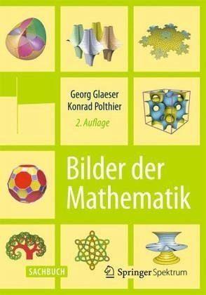 Broschiertes Buch »Bilder der Mathematik«