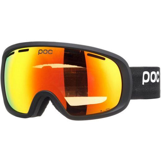 POC Skibrille »Fovea Clarity spectris orange«