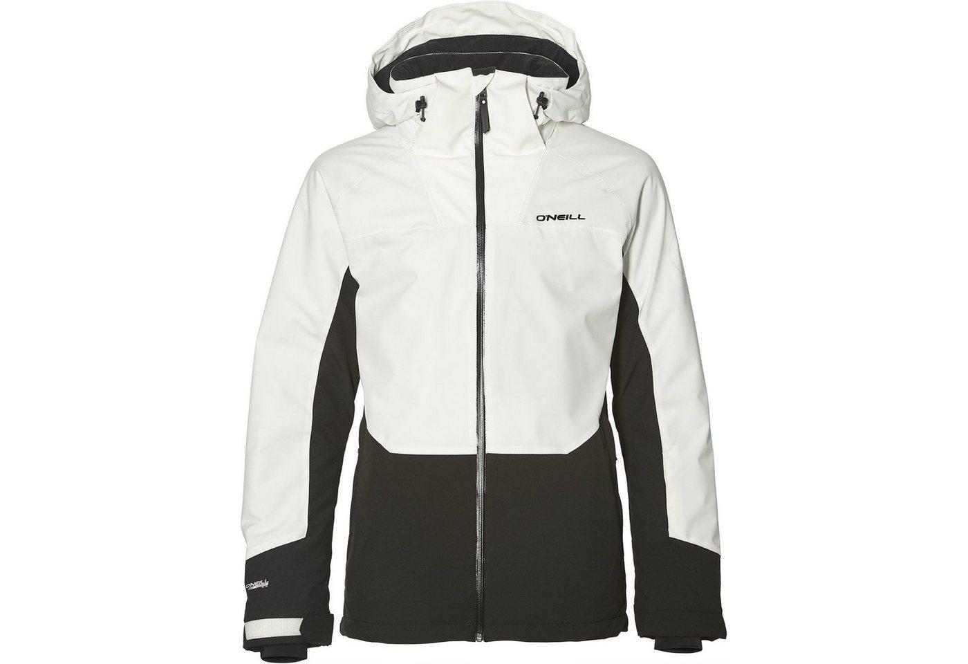 O´Neill Skijacke »Galaxy iv«   Sportbekleidung > Sportjacken > Skijacken   Weiß   Polyester - Polyamid   O´Neill