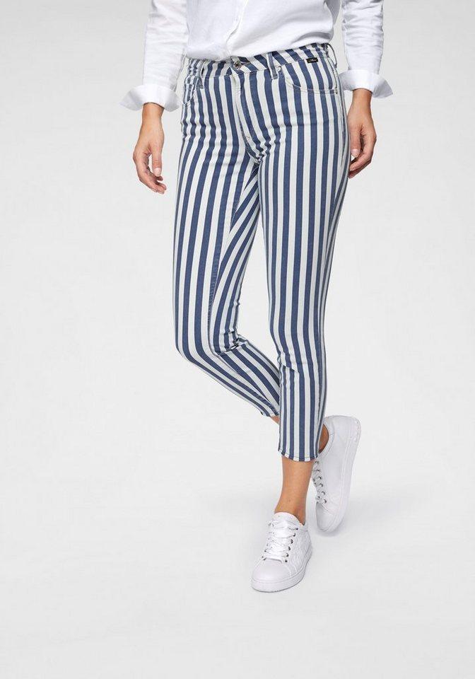 dfc3b85858965 Mavi Skinny-fit-Jeans »TESS« mit Streifen kaufen | OTTO