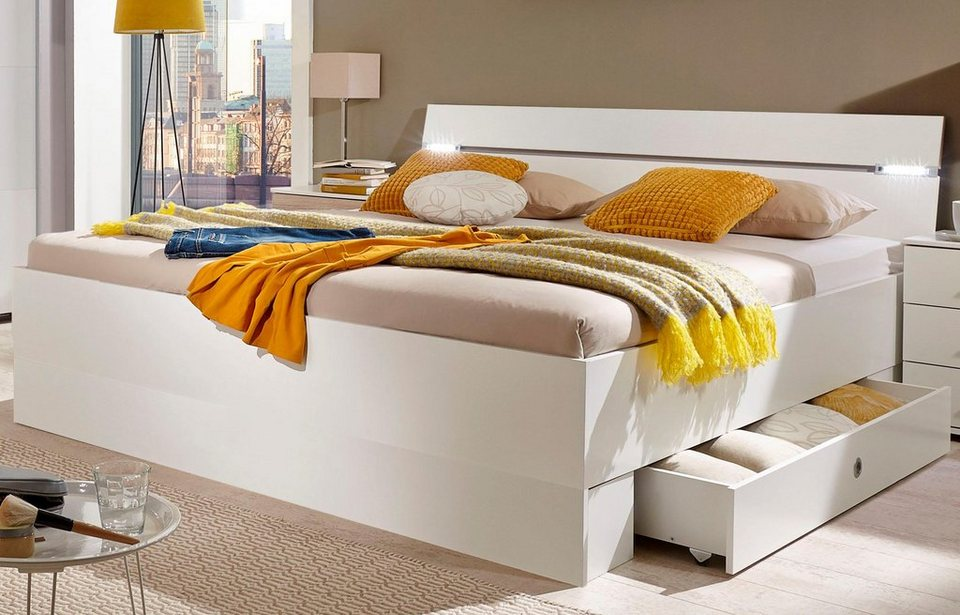 Fresh To Go Schlafzimmer-Set »Cheep«, mit LED-Beleuchtung und Schubkästen  online kaufen | OTTO