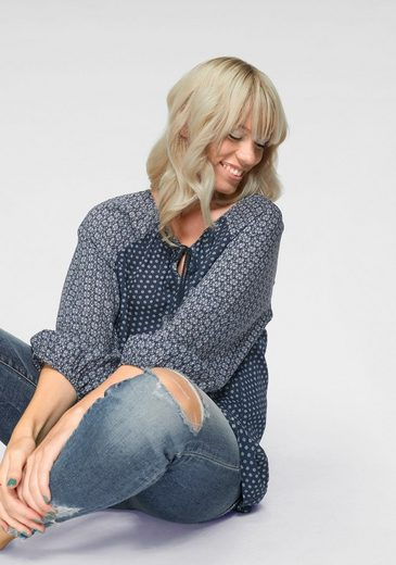 LTB Druckbluse »MOMOPE« im Mustermix