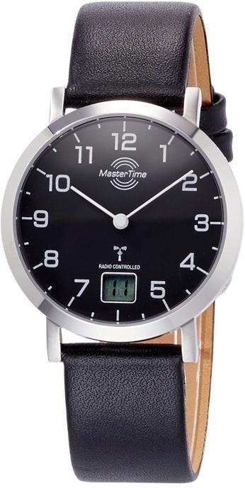 MASTER TIME Funkuhr »MTLS-10661-92L«