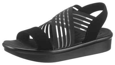 84284ee1a97265 Skechers »Bumblers - Stop   Stare« Sandale mit Luxe Foam-Ausstattung
