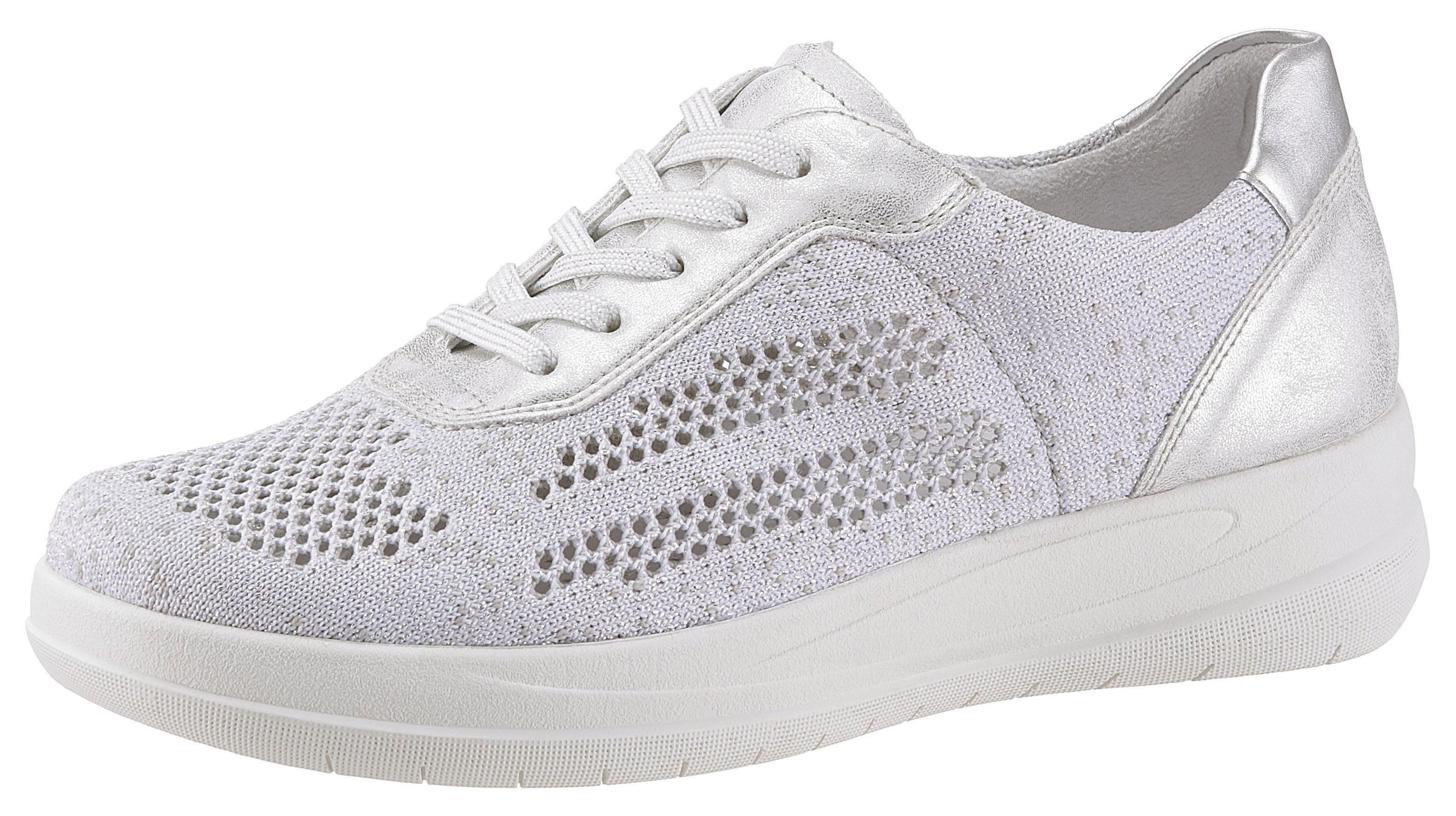 Remonte Sneaker mit herausnehmbarer Ledersohle