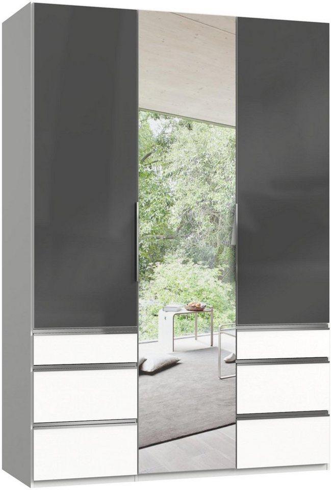 fresh to go kleiderschrank level mit glast ren h he 216 cm oder 236 cm online kaufen otto. Black Bedroom Furniture Sets. Home Design Ideas