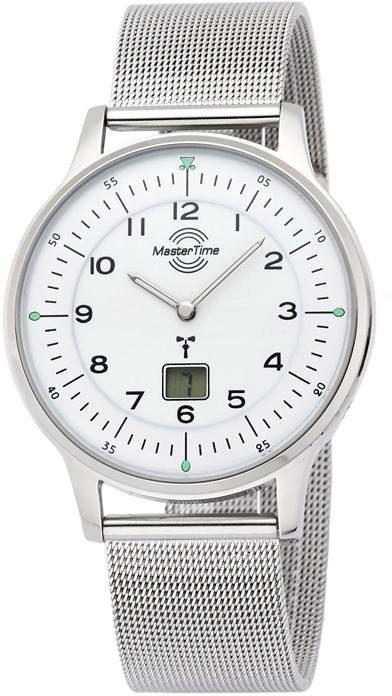 MASTER TIME Funkuhr »MTGS-10655-60M«