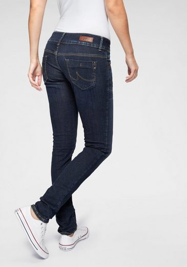 LTB Slim-fit-Jeans »MOLLY« mit doppelter Knopfleiste & Stretch