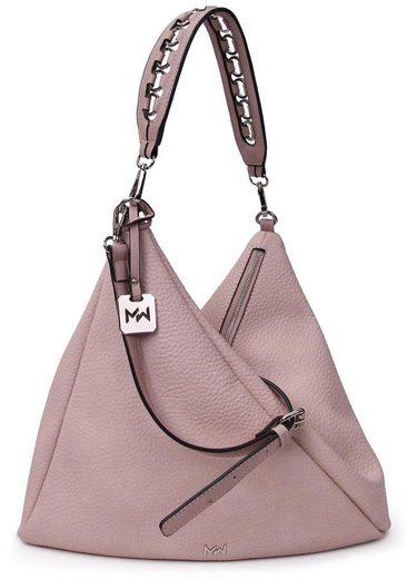 Mia In Wang Hobo Optik Schlichter »klassik« rArYwq