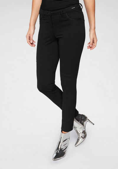 793d9ff227fe94 Bruno Banani Treggings Slim-Fit-Hose