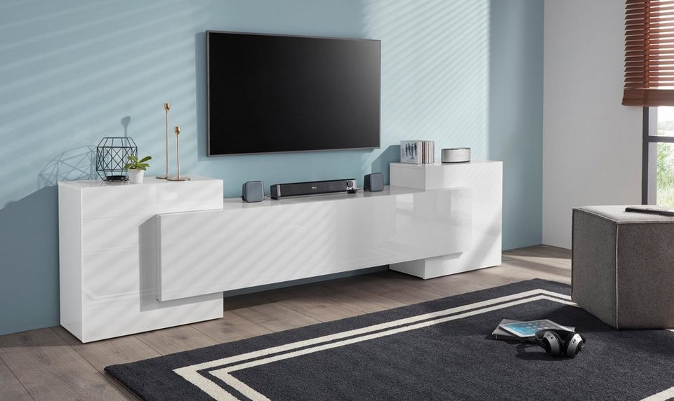 tecnos lowboard slave breite 240 cm kaufen otto. Black Bedroom Furniture Sets. Home Design Ideas