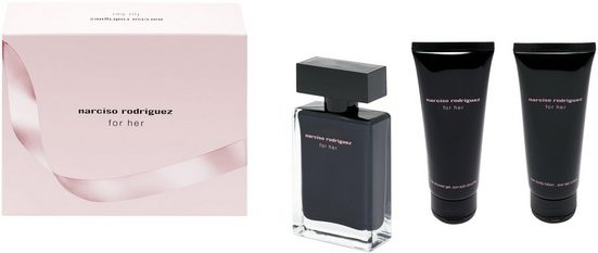 narciso rodriguez Duft-Set »For Her«, 3-tlg.