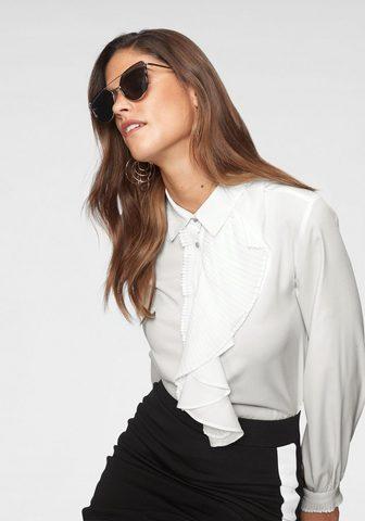 BRUNO BANANI Блузка с рюшами