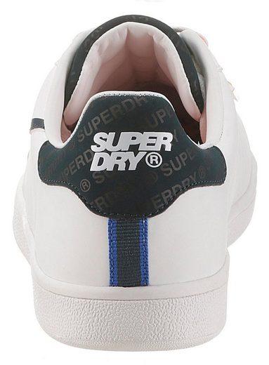 »sleek Sneaker Superdry In Tennis Farbkombi Modischer Trainer« dwxSaqv