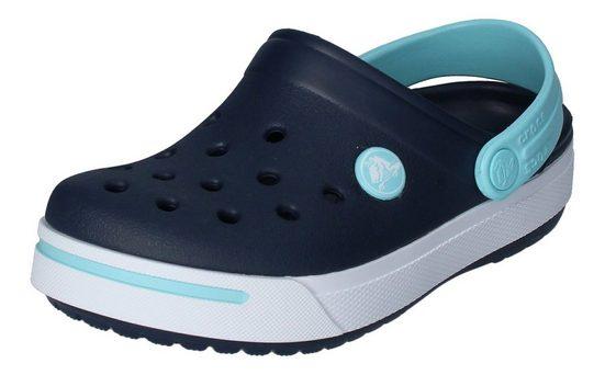 Crocs »Crocband II« Clog Navy Ice Blue