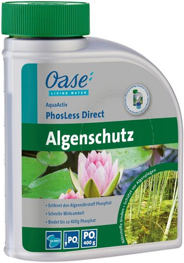 OASE Algenschutzmittel »AquaActiv PhosLess Direct«, 500 ml