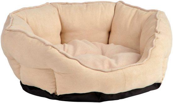 SILVIO design Tierbett »George L«, BxLxH: 53x63x20 cm, beige