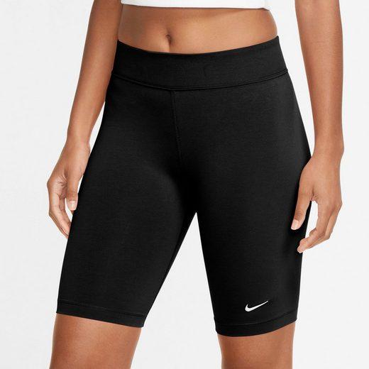 Nike Sportswear Radlerhose »ESSENTIAL WOMENS BIKE SHORTS«