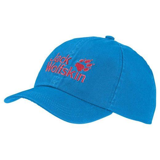 Jack Wolfskin Baseball Cap »KIDS BASEBALL CAP«