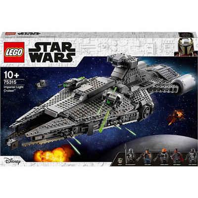 LEGO® Konstruktions-Spielset »LEGO Star Wars 75315 Imperial Light Cruiser™«