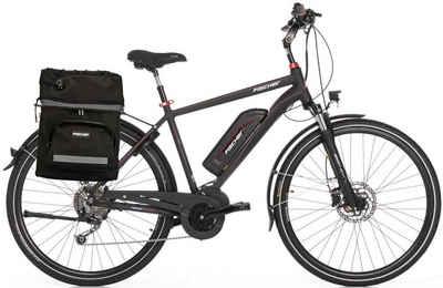 FISCHER Fahrräder E-Bike »ETH 1920«, 10 Gang Shimano Deore Schaltwerk, Kettenschaltung, Mittelmotor 250 W